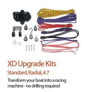 Laser® XD Upgrade Kits