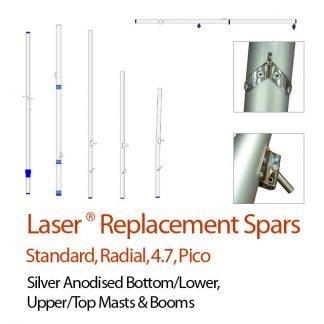 Laser® Spars